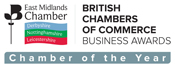 Leicester based Modus Partnerships are proud members of the East Midlands Chamber of Commerce